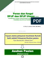 Peran Dan Fungsi Dpjp-dr.nico