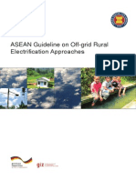 Asean Guideline on Off-grid Rural Electrification Final 1