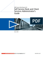 Self Services User's Guide