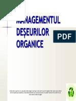 Management Deseuri