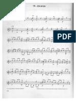 Jacaras Francisco Guerau Poema Harmonico 1694
