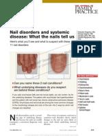 Nail Disorder