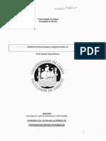Finanças Pública - Sebenta - FDL