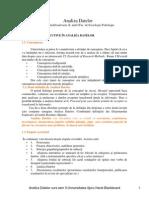 Analiza Datelor-curs Sem II