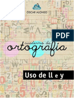 cuaderno de ortografia