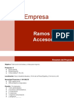 Presentación - Economía de La Empresa