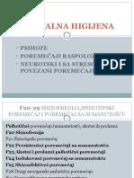 10 MH Psihoze Neuroze
