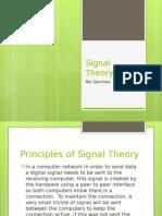 signal theory