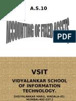 Presentation Accounts