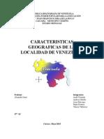 Localidad de Venezuela