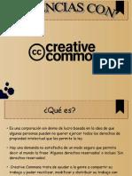 Licencias Creative Commons (CC)
