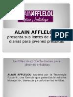 Lentillas Alain Afflelou