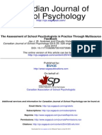 The Assessment of School Psychologists in Practice Through Multisource Feedback.PDF