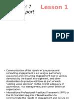 Chap07 Audit Report - Lesson1