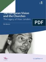 The European Vision and the Churches