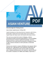 K2 Global- Ozi Amanat- Venture Capital Journal