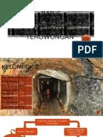 Presentasi Distribusi Tegangan Disekitar Terowongan