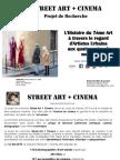 STREET ART + CINEMA