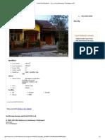 Tanah Dan Bangunan Rumah Ciamis