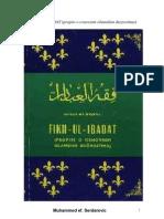 FIKHU- L IBADAT Muhammed ef. Serdarević