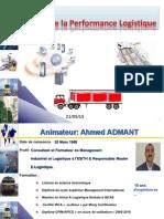 Audit Performance Logistioque