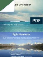 Agile Orientation Courseware