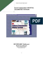 Fedral Commander Digital Telemetry System