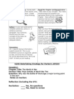 sq5r strategy for notes
