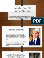 The Murder Of Leanne Tiernan.pptx