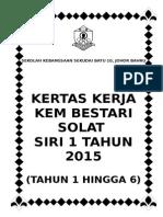 Kertas Kerja Kem 1 2015