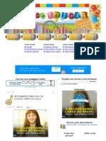 Espaço Educar_ Instrumentos Musicais de Sucata_ Canto Do Galo!