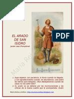 EL ARADO DE SAN ISIDRO