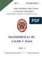 Transf. Calor y Masa - Sesion Nº 1 - 2013 - i
