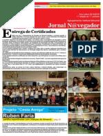 1.ª Edição Do Jornal N@Vegador 2014-2015