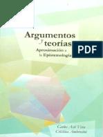 1 Argumentos y Teorc3adas Aproximacic3b3n a La Epistemologc3ada 2