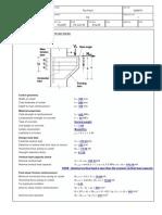 Corbel Design to ACI 381-05