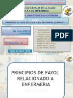 Principios de Fayol