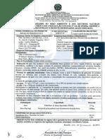 Registro no IBAMA do Persulfato Klozur