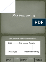 Pertemuan VIII Sequencing