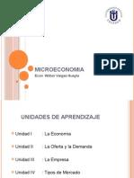 MICROECONOMIA(Definicion, Demanda, Oferta, Mercado )
