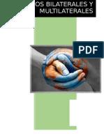 Acuerdos Bilaterales y Multilaterales