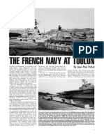 1942 French Navy scuttles their fleet at Toulon