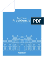Mensaje Presidencial 2015