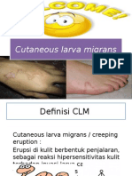 Cutaneous Larva Migrans