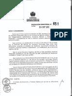 ORGANIGRAMA IMPUESTOS NACIONALES BOLIVIA