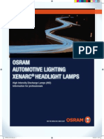 fdXenarc Headlight Lamps High Intensity Discharge Gb
