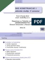 Stanko Brčić Eurocodovi