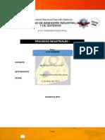 Proceso Industriales (Cal)