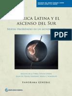 America Latina y El Ascenso Del Sur