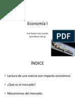 Mecanismos de Mercado